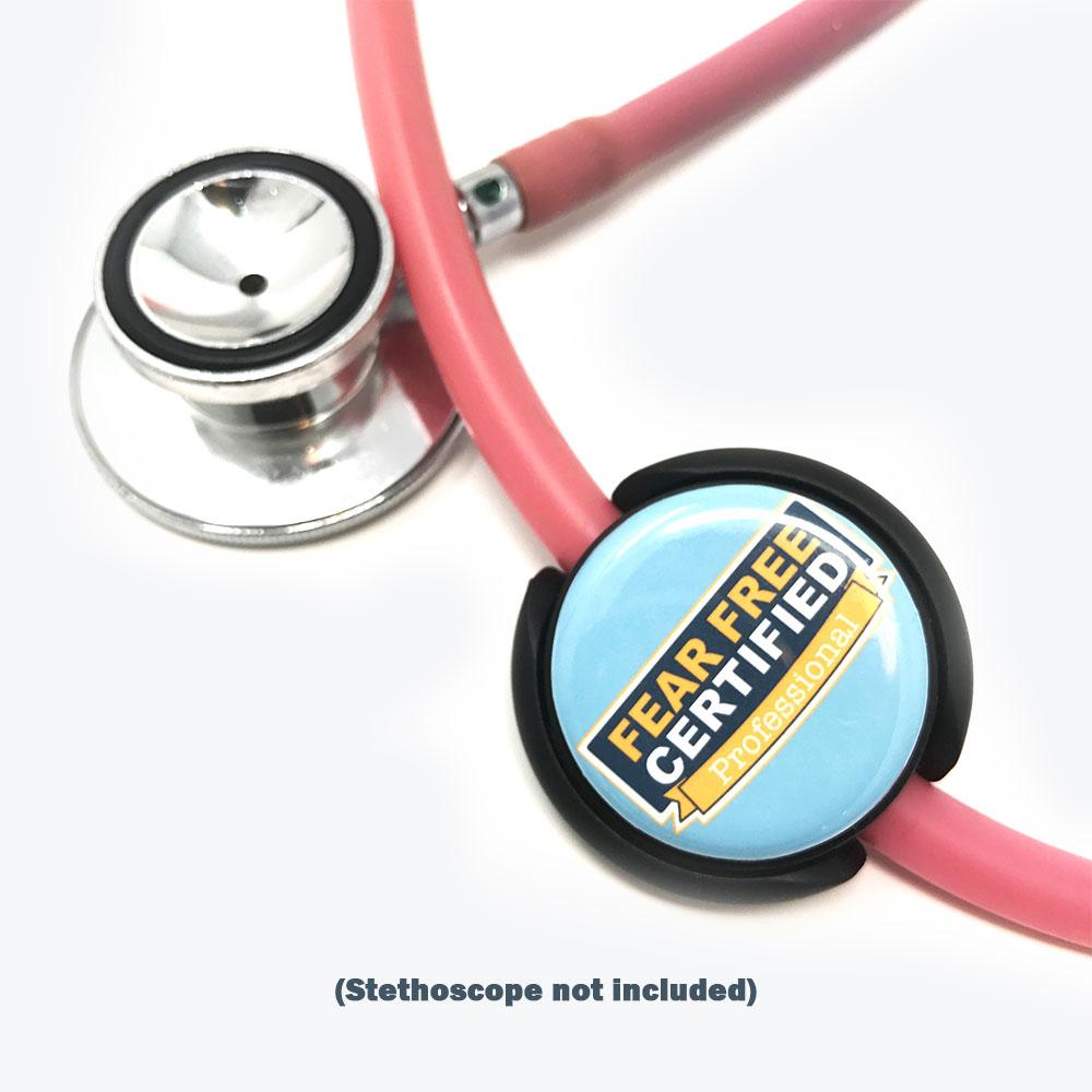 fear free stethoscope clip fear free pets